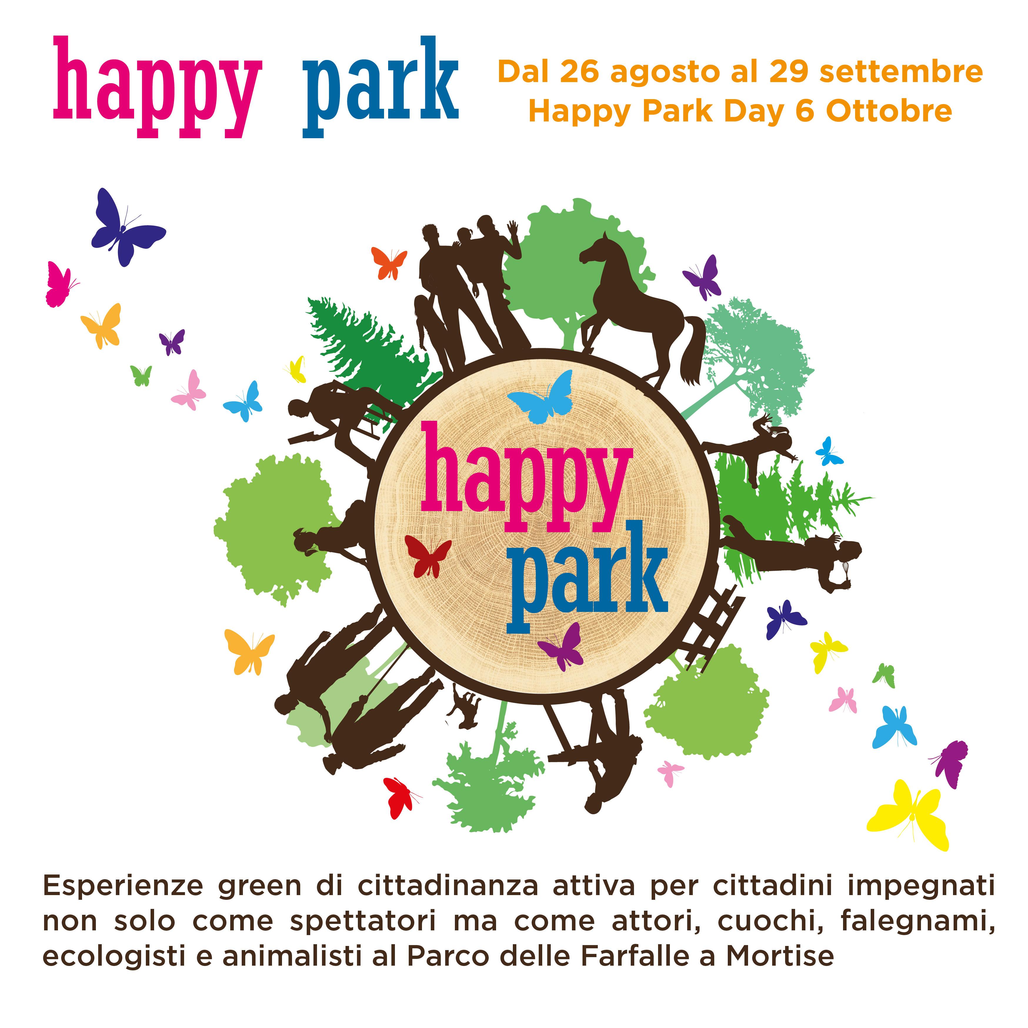 HAPPY PARK settembre_ottobre 2019