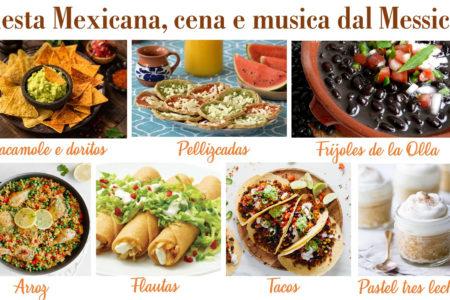 SAN VALENTINO Muy caliente con Cibo e musica dal Messico_14 febbraio 2020